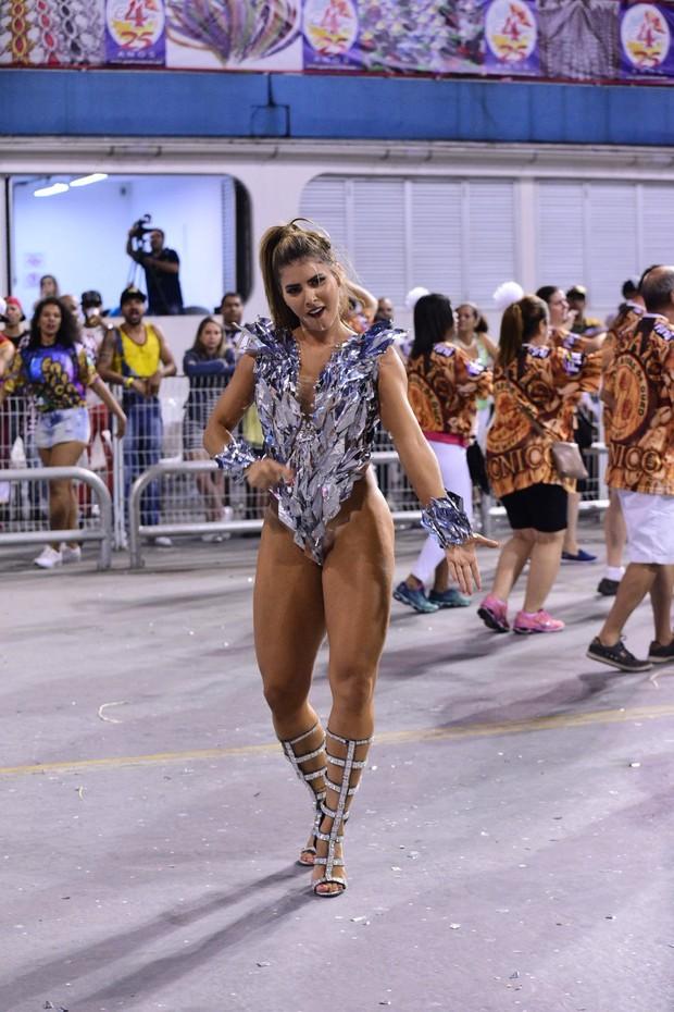 Thaís Bianca (Foto: Leo Franco / AgNews)