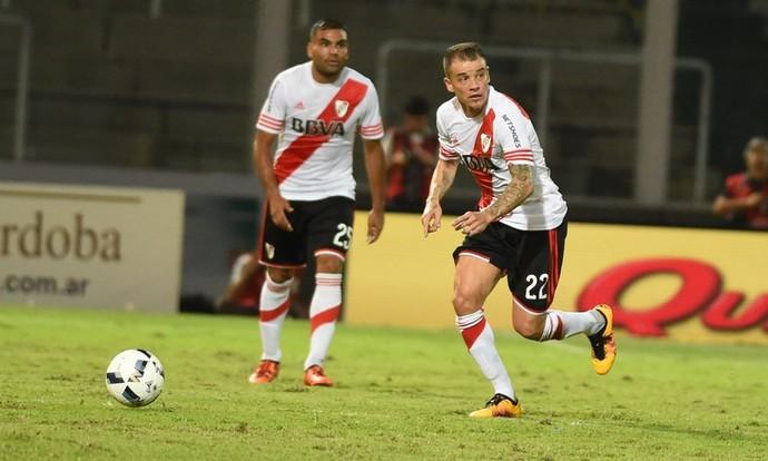 D'Alessandro, Belgrano x River Plate, Campeonato Argentino (Foto: Divulgação / CA River Plate)