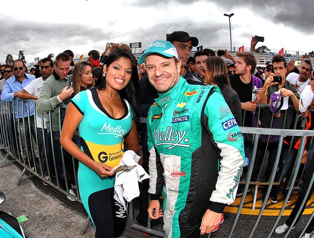 Barrichello Stock Car etapa Curitiba (Foto: Miguel Costa Jr. / Divulgação)
