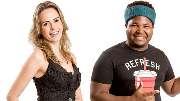 BBB: Ana Paula e Ronan estão no 'Paredão do bem' (bbb)