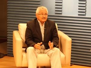 Prefeito fala sobre problema de Teresina (Foto: Gilcilene Araújo/G1)