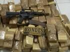 Suspeito de liderar facção na BA e de cometer homicídios é preso com fuzil