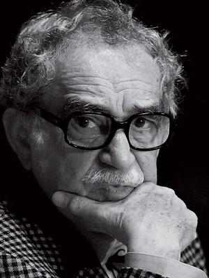 Grandeza Gabriel García Márquez em foto de 2007, no México. O estilo original fez dele um dos maiores escritores  do século XX (Foto: Tomas Bravo/Reuters)