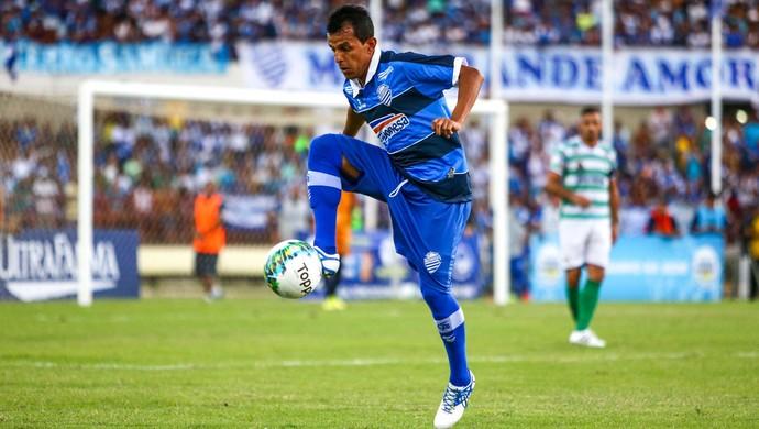 Didira CSA (Foto: Ailton Cruz / Gazeta de Alagoas)