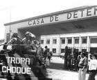 Réus dizem ter ouvido disparos no Carandiru  (Arquivo Diário de S.Paulo)