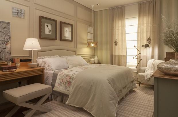 10 quartos cariocas e arrasadores Casa Vogue Ambientes ~ Quarto Rustico E Barato