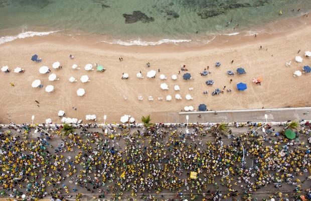 Para revista The Economist, sabedoria levou multidão às ruas contra governo Dilma