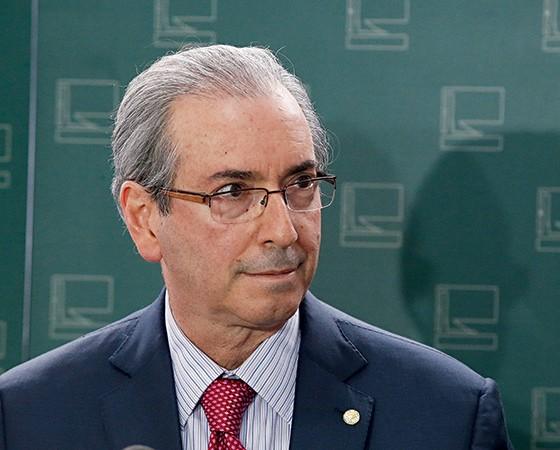 O presidente da Câmara, Eduardo Cunha (PMDB-RJ) (Foto: Dida Sampaio/Estadão Conteúdo)