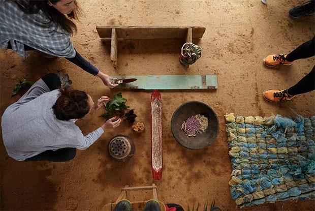 Websérie registra imersão de Marcelo Rosenbaum em quilombo do Vale Do Ribeira (Foto: Luiz Cunha)