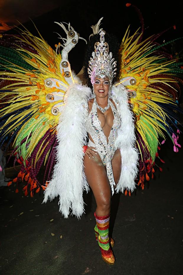 Patricia Chelida (Foto: Celso Tavares/EGO)