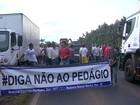 Após protestos, Alckmin volta atrás e cancela pedágios na região de Franca