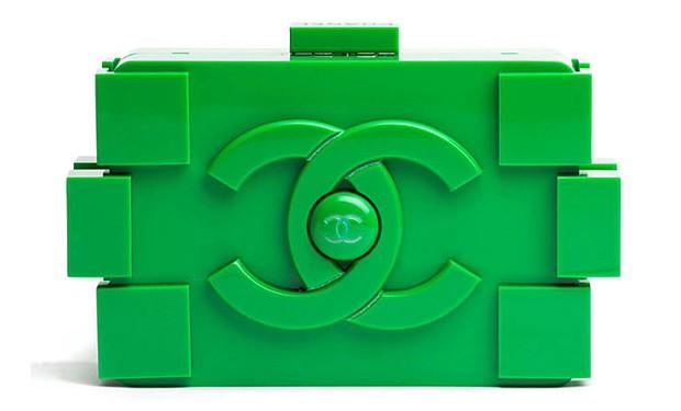 Bolsa Lego Chanel (Foto: Divulgação)