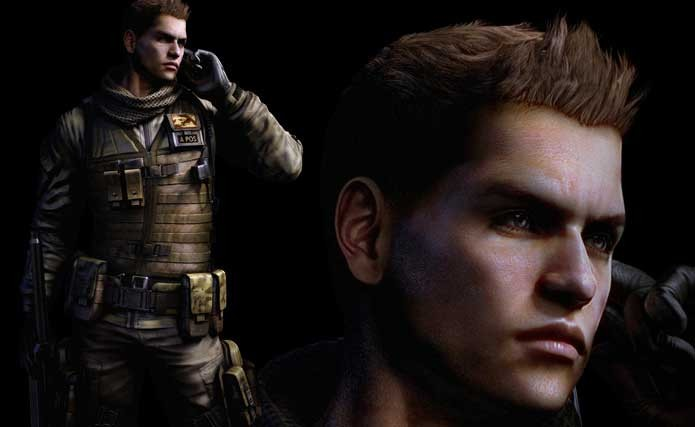 Piers em Resident Evil 6 (Foto: Divulgação/Capcom)