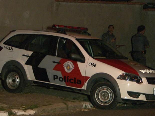 Mulher é morta no Jardim Londres em Campinas durante assalto (Foto: Reprodução EPTV)