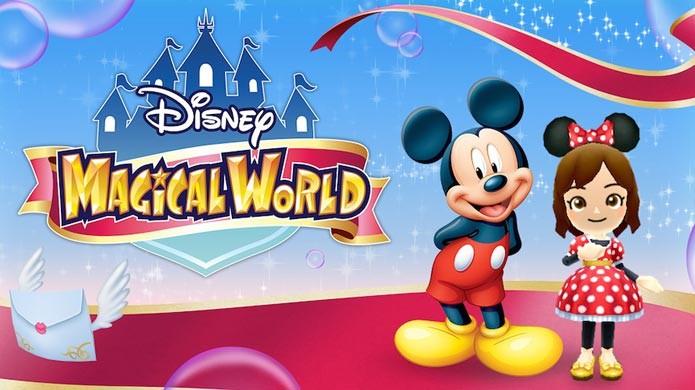 Disney Magical World: como pegar cartas dos personagens da Disney (Foto: Divulgação)