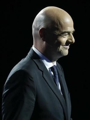 Gianni Infantino (Foto: REUTERS/Maxim Shemetov)