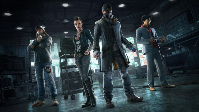 Watch Dogs (Foto: Divulgação/Ubisoft)
