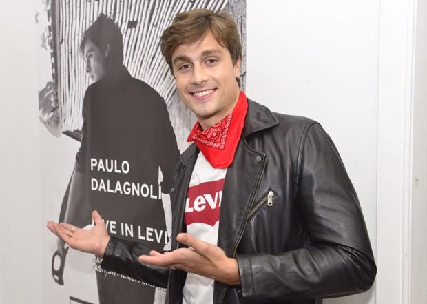 Paulo Dalagnoli (Foto: Fabio Cordeiro/Ed. Globo)