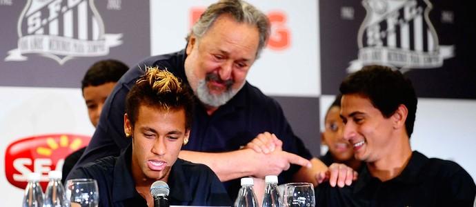 Dossiê Neymar: acerto com Barça em 2011 por R$ 128 mi e investida do Real