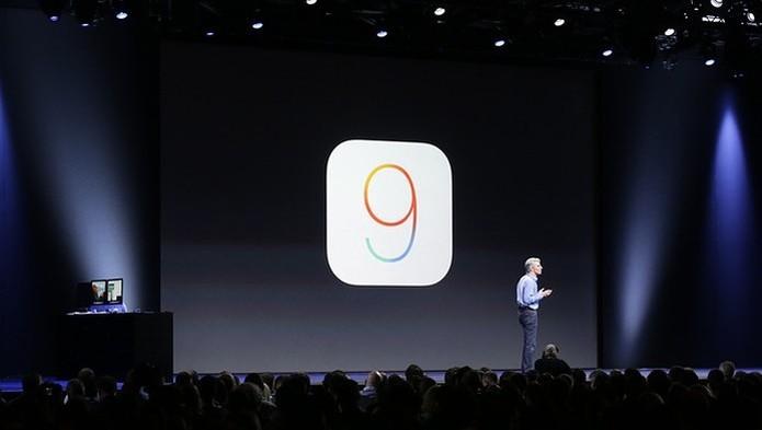 iOS 9 é o sistema operacional mais recente da Apple (Foto: Divulgação/Apple)