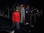 Lamar Odom reaparece em público e é aplaudido em show de Kanye West