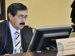 Ex-conselheiro Alencar Soares Filho (Foto: TCE-MT)