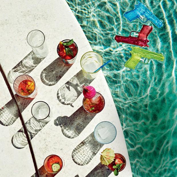 6 drinks de verão para aliviar o calor