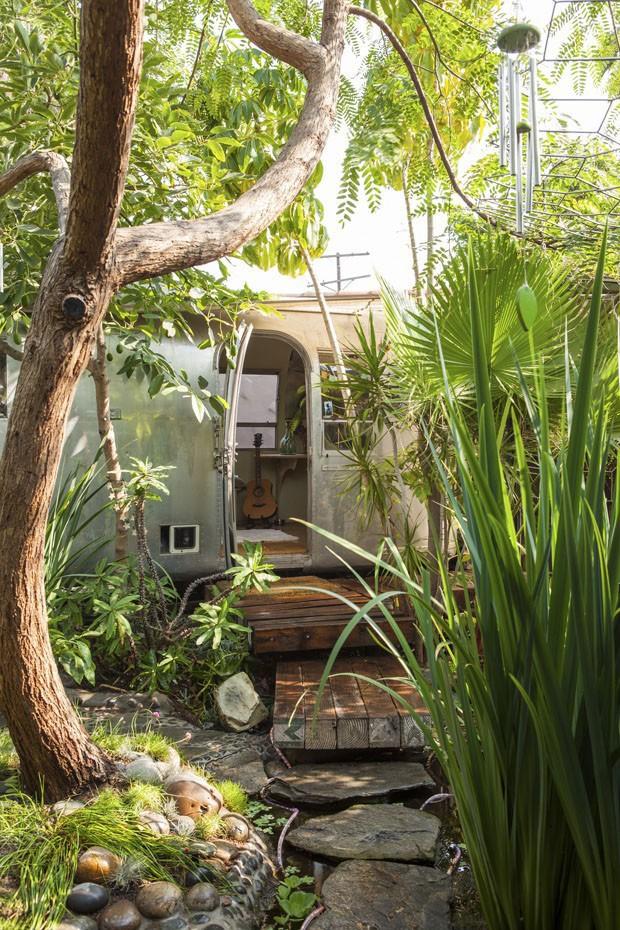 Caminhos de jardim que são pura inspiração (Foto: Reprodução)