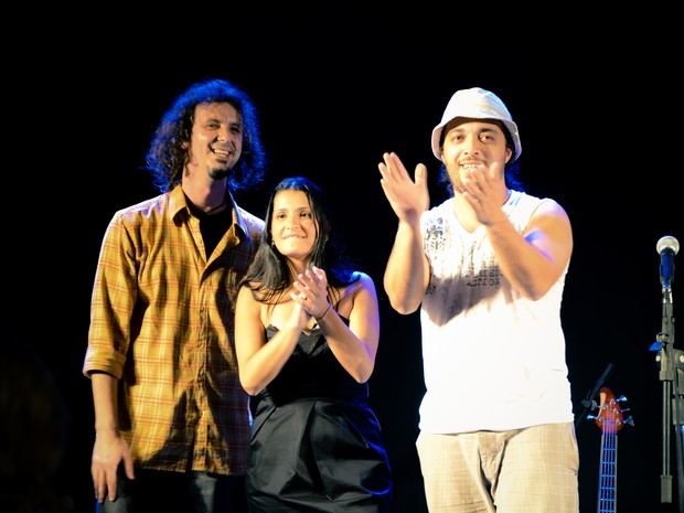 Trio Dubrá de Petrópolis é uma das atrações da Caravana Cultural (Foto: Divulgação)