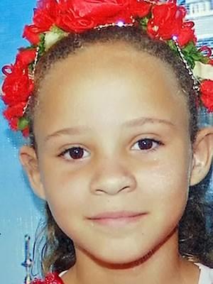 Kaliny Souza dos Santos foi morta a tiros enquanto dormia. (Foto: Reprodução TVCA)