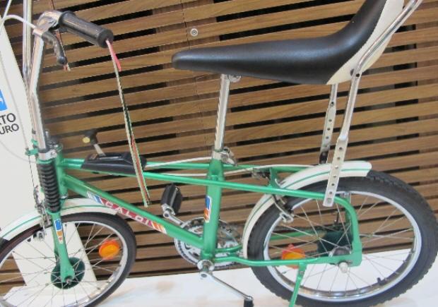 Marchas das bicicletas eram bem diferentes de como são atualmente (Foto: Anna Gabriela Ribeiro/G1)