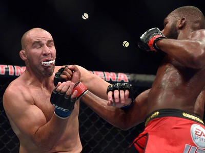 MMA - UFC 172 - Jon Jones x Glover Teixeira (Foto: Reuters)