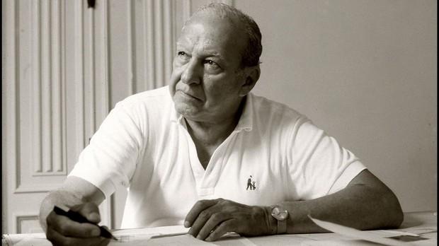 Srgio Bernardes, arquiteto brasileiro, no longa metragem Bernardes (Foto: Reproduo/GNT)