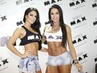 Evento fitness reúne famosos saradões no Rio