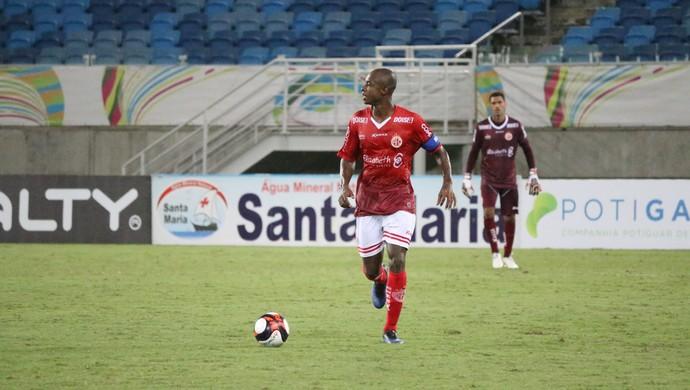 Paulão zagueiro América-RN (Foto: Canindé Pereira/Divulgação)