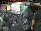 Caminhão transportava quase três toneladas de maconha em GO