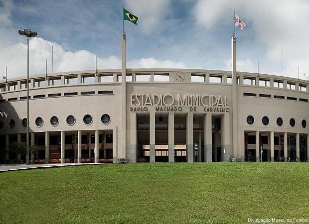 """""""O Futebol nas Olimpíadas"""" no Museu do Futebol (Foto: Divulgação)"""