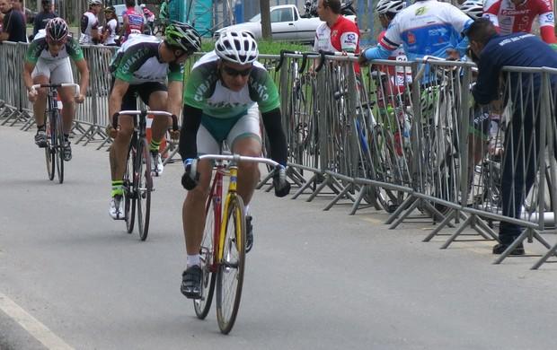 equipe ciclismo cubatão jogos abertos (Foto: Bruno Gutierrez)