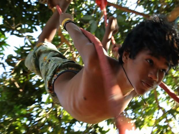 Jonas e o Circo foi selecionado em Mostra Competitiva (Foto: Haroldo Borges)