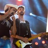 Munhoz e Mariano (Foto: Érico Andrade/ G1)