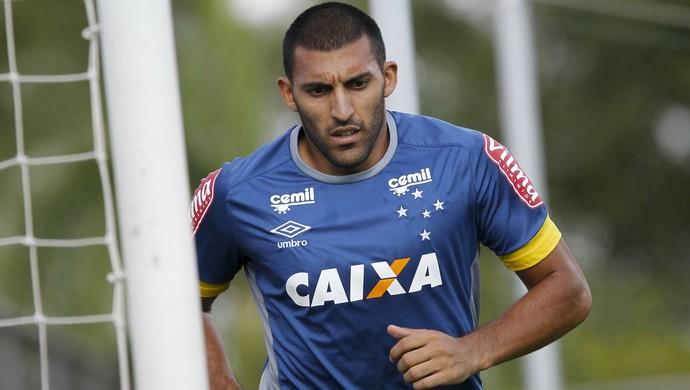 Ramón Ábila Cruzeiro (Foto: Washington Alves/Light Press)