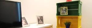 Aprenda a fazer uma estante com caixotes de pallet (Wagner Benedetti)