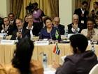 Na África do Sul, Dilma participa de reunião da cúpula do Ibas