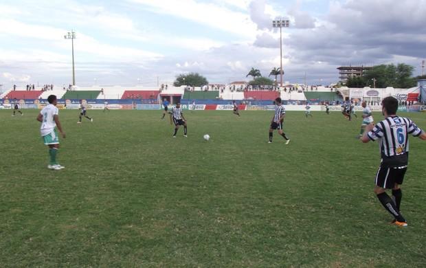 Treze, Nacional, Campeonato Paraibano, Paraíba (Foto: Damião Lucena / Globoesporte.com/pb)