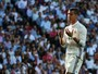"Cristiano Ronaldo reclama da ""falta de calma"" dos torcedores do Real, diz TV"