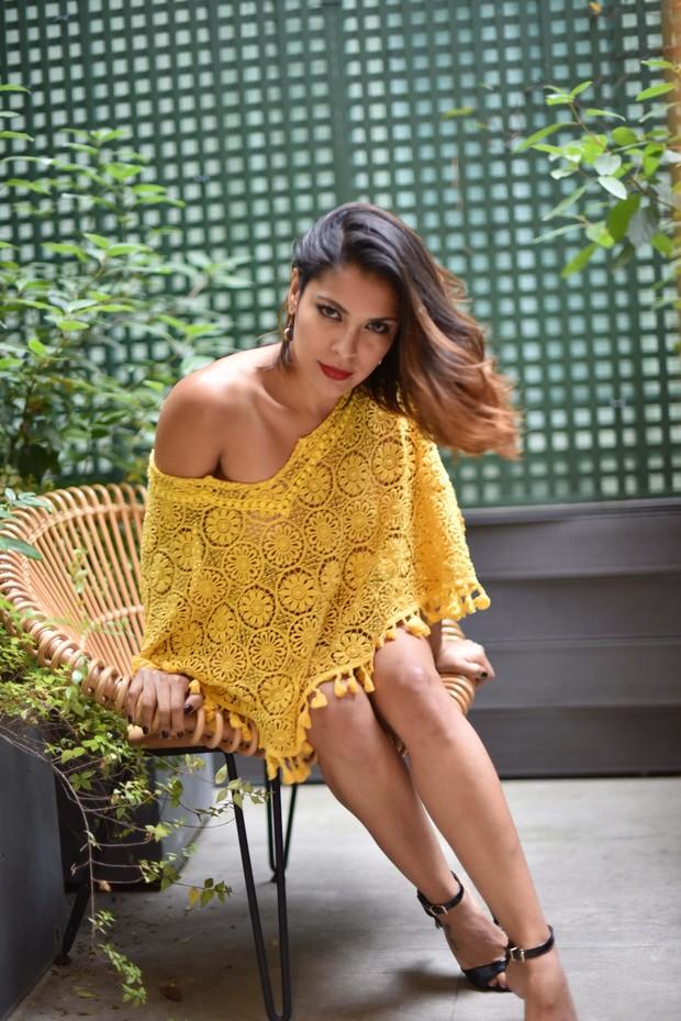Gyselle Soares (Foto: Patricia Carneiro / Puplic e GMP assessoria/ Divulgação)