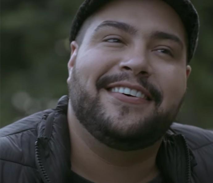 Tiago Abravanel lança clipe para nova música de trabalho Estrada Afora (Foto: Reprodução)