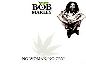 bob marley papel de parede