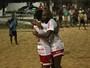 América-RN e Galinhos vencem na abertura do estadual de beach soccer