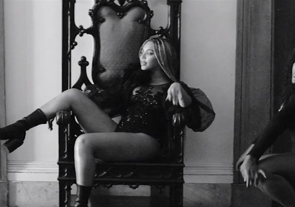 Beyoncé usa body Yousef Aljasmi no clipe Lemonade (Foto: Reprodução)